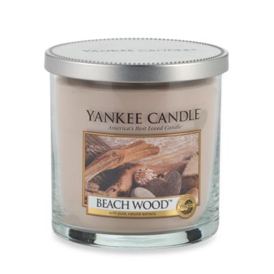 Yankee Candle® Housewarmer® Beach Wood™ Small Lidded Candle Tumbler