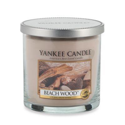Yankee Candle® Housewarmer® Beach Wood™ Small Lidded Candle Tumbler