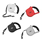The Sharper Image® Rubber Grip Retractable Leash