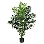 Nearly Natural Paradise Palm 4-Foot 6-Inch Silk Tree