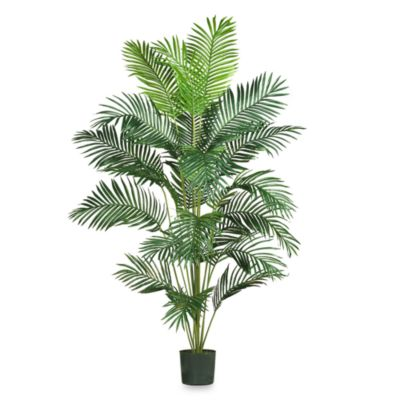 Nearly Natural Paradise Palm 7-Foot Silk Tree