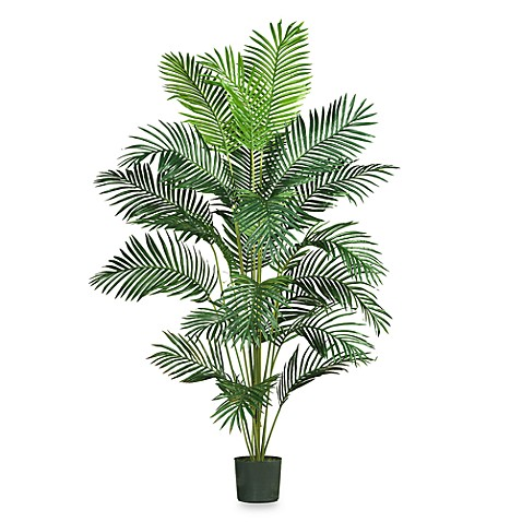 Nearly Natural Paradise Palm 6-Foot 6-Inch Silk Tree
