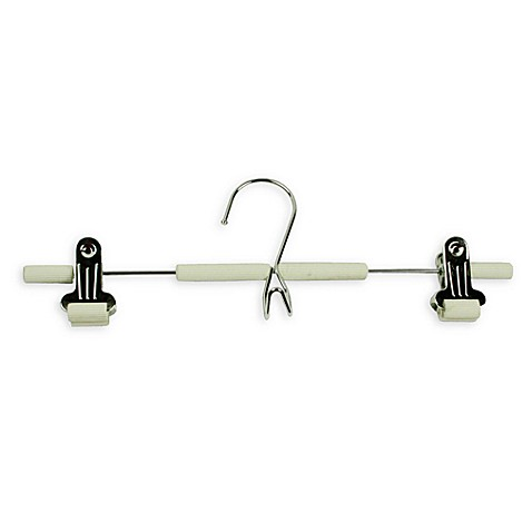 Venetian Collection Stone Friction Skirt Hangers (Set of 3)
