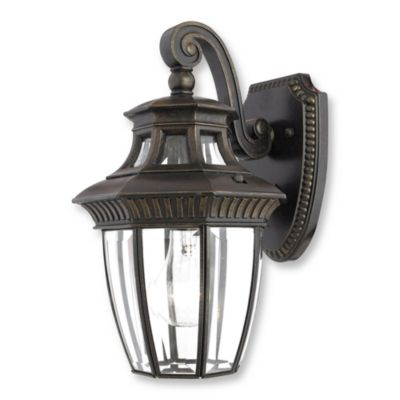 Quoizel Georgetown 1-Light Outdoor Fixture in Imperial Bronze