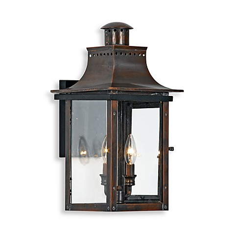 Quoizel®  Chalmers 2-Light Outdoor Fixture