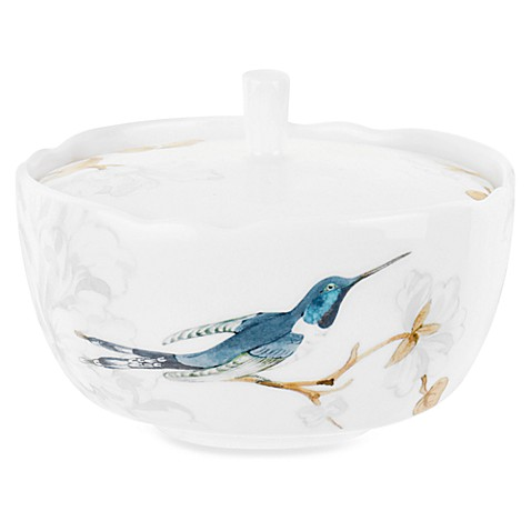 Spode® Nectar 8-Ounce Covered Sugar Bowl