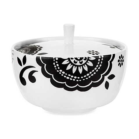 Spode® Christina 8-Ounce Covered Surgar Bowl