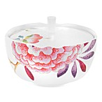 Spode® Lucia Floral 8-Ounce Covered Sugar Bowl