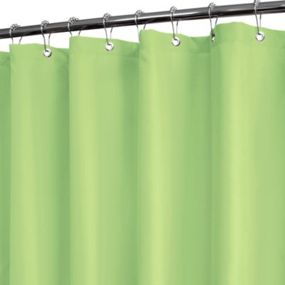 Smith® Dorset Solid Watershed® Shower Curtain