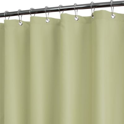 Park B. Smith® Dorset Solid Celedon 72-Inch x 72-Inch Watershed® Shower Curtain
