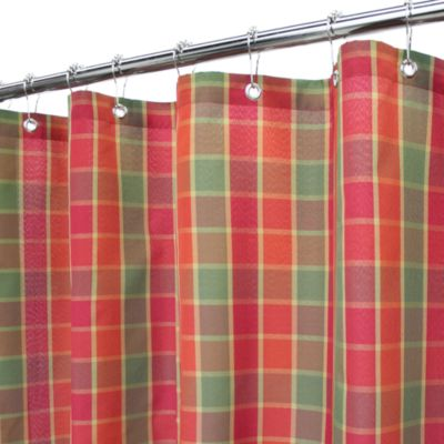Park B. Smith® Baja Yarn-Dyed Tuscany 72-Inch x 72-Inch Watershed® Shower Curtain