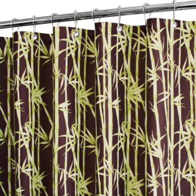 72 x 72 Green Shower Curtain