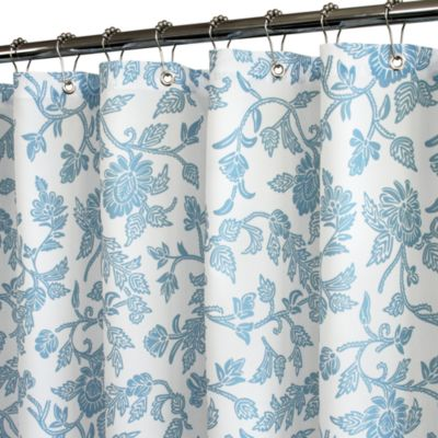 Park B. Smith® Floral Shower Curtain