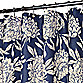 Park B. Smith® Peony Navy 72-Inch x 72-Inch Watershed® Shower Curtain
