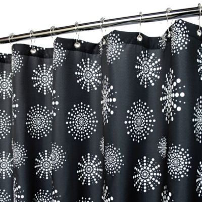 Park B. Smith® Stardust 72-Inch x 72-Inch Watershed® Shower Curtain