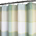 Park B. Smith® Baja Fresco 72-Inch x 72-Inch Watershed® Large Check Shower Curtain