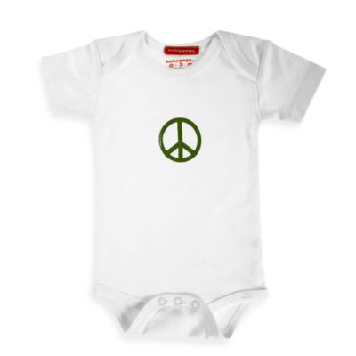 Silly Souls® Peace Bodysuit