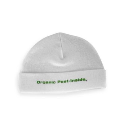 Silly Souls® 100% Organic Pest In-Side Beanie