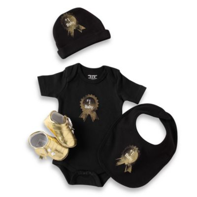 Silly Souls® #1 Baby 4-Piece Gift Set