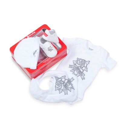 Silly Souls® True Love 4-Piece Gift Set in White