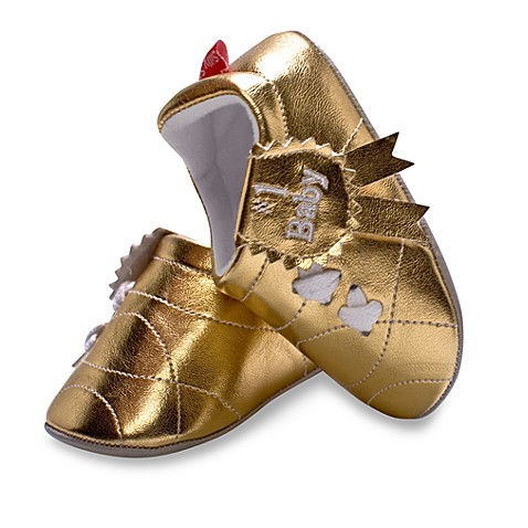 Buy Silly Souls 1 Baby Size 12 18 months Shoes in Gold