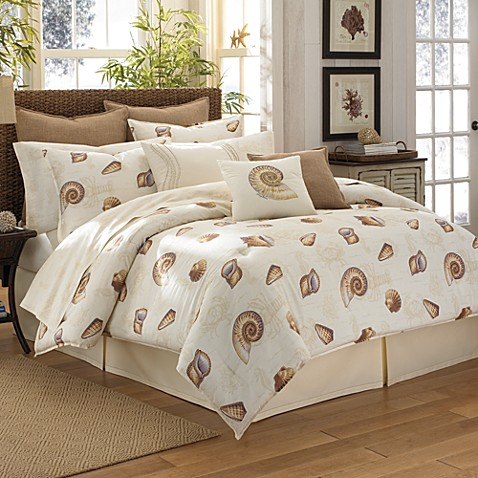 Tommy bahama home kemp 39 s bay comforter set 100 cotton Tommy bahama bedding
