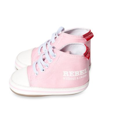 Silly Souls® Rebel: Without a Cause Shoes in Pink