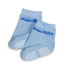 Silly Souls® Surfer Babe Socks in Blue