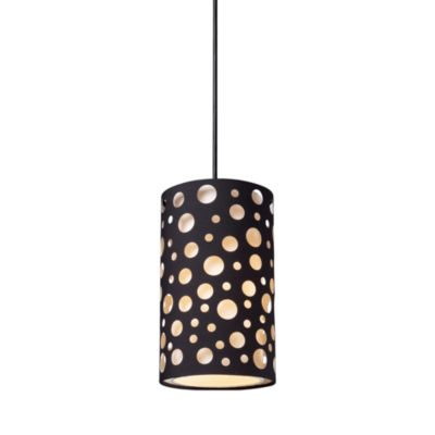 ELK Lighting Unique Enchantment Pendant Light in Matte Black