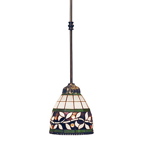 ELK Lighting Pendant Light in Tiffany Bronze
