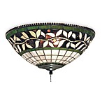 Elk Lighting 2-Light English Ivy Ceiling-Mount/Fan Kit Finished in Tiffany Bronze