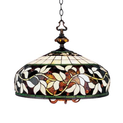 Elk Lighting 6-Light Glass Pendant