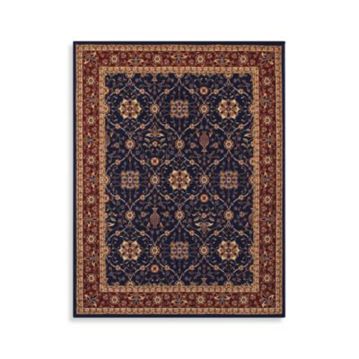 "Couristan All Over Vase 47"" x 66"" Accent Rug"