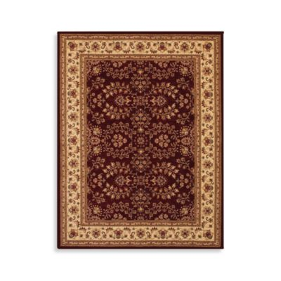 "Couristan Antique Herati 47"" x 66"" Accent Rug"