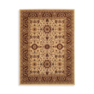 "Couristan Antique Kashan 47"" x 66"" Accent Rug"