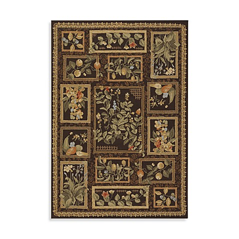 Couristan Orchard View Indoor/Outdoor 30-Inch x 102-Inch Runner