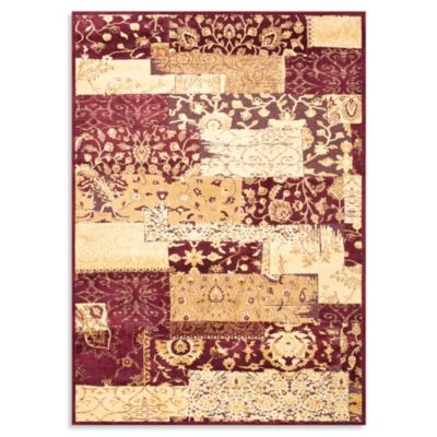 "Safavieh Caprice Red 31"" x 48"" Accent Rug"