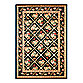 Safavieh Courtland 79-Inch x 114-Inch Room Size Rug in Black