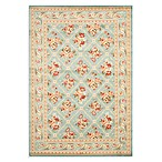 Safavieh Courtland 8-Foot 8-Inch x 12-Foot Room Size Rug in Blue