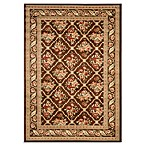 Safavieh Courtland 27-Inch x 144-Inch Runner in Brown