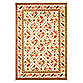 Safavieh Courtland 6-Foot 7-Inch x 9-Foot 6-Inch Room Size Rug in Ivory