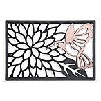 Hummingbird Vulcanized Rubber Doormat