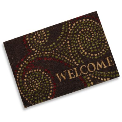 Pompeii Welcome Door Mat