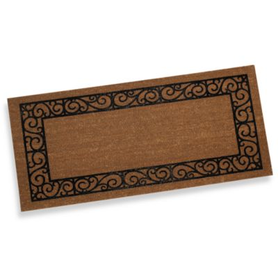 French Quarters Door Mat