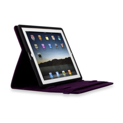 Concertis iPad® 2 Portfolio Case by Moshi® in Purple