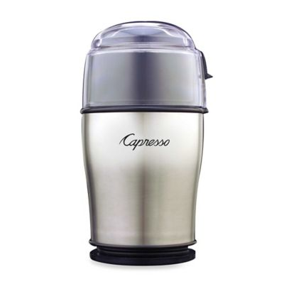 Capresso® Cool Grind Blade Coffee Grinder in Stainless Steel