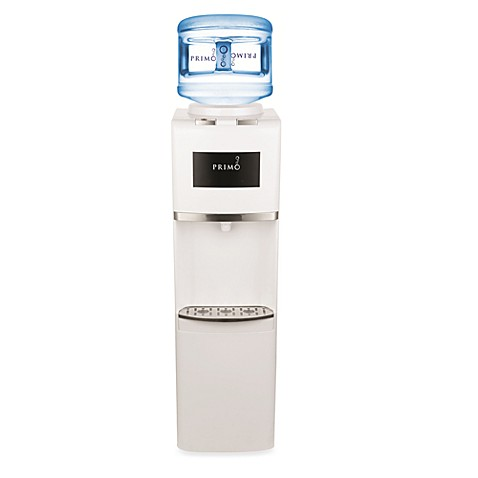 Primo Top Loading Water Dispenser in White