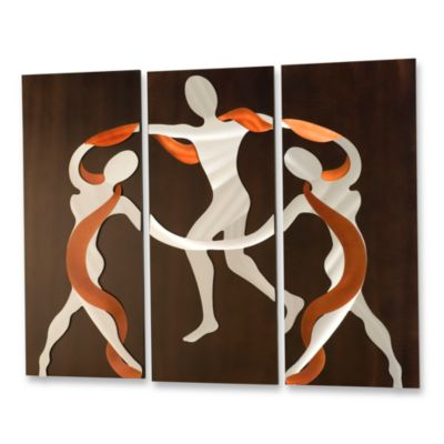 Nova Scarf Dance Wall Art