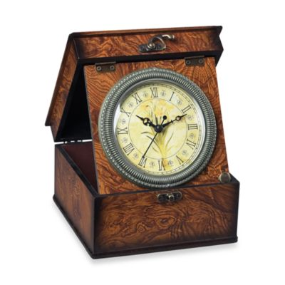 Daffodil Clock in the Box