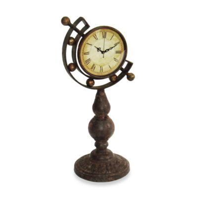Axis Table Clock